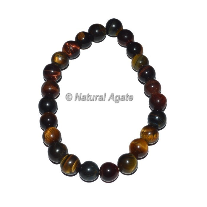 Multi Tiger Eye Healing Bracelets