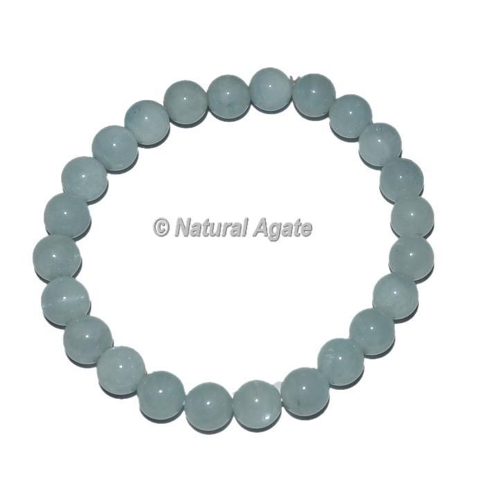 Aquamarine Gemstone Bracelets