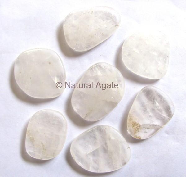 Crystal Quartz Unshape Disc