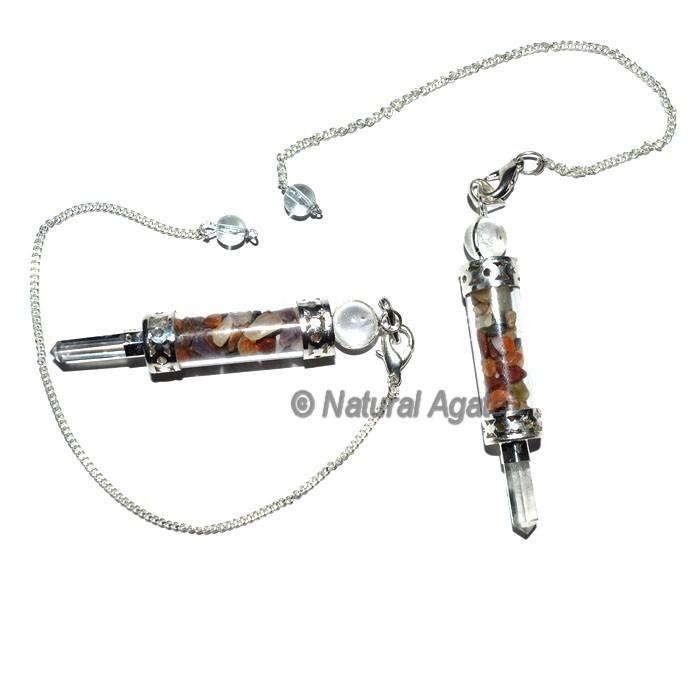 Chip Bottle 3pcs Pendulums