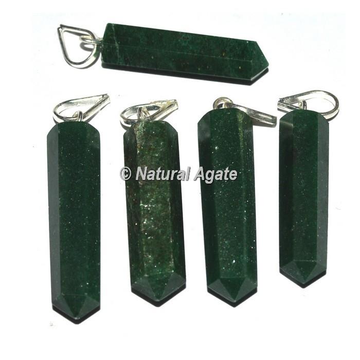Green Jade Pecnil Pendants
