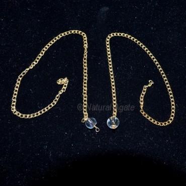 Golden Brass Chain