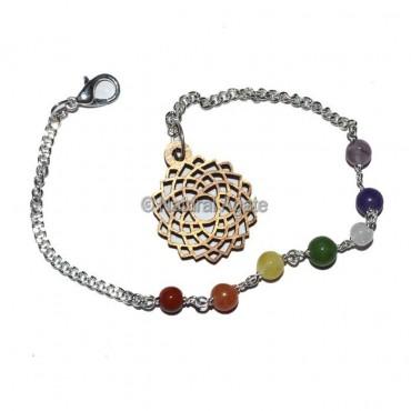 Crown Chakra Pendulum Chain