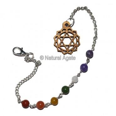 Heart Chakra Pendulum Chain