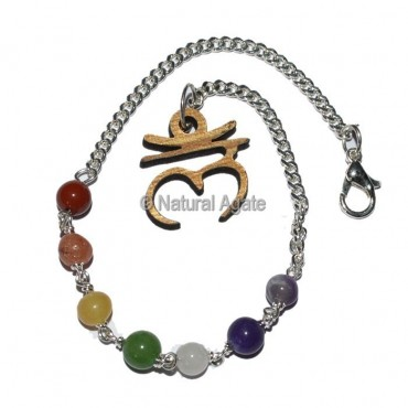 Sanskrit Root Chakra Pendulum Chain