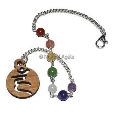 Throat 7 Chakra Chain