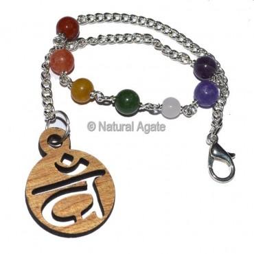 Abdomen 7 Chakra Chain