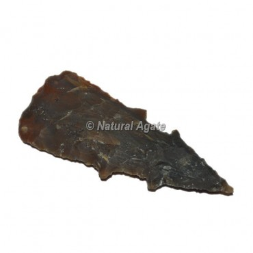 Agate Long Design Axes Arrowheads