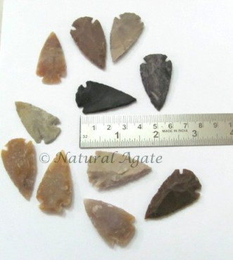 Indian Arrowheads 2.50 Inch to 3.00 Inch