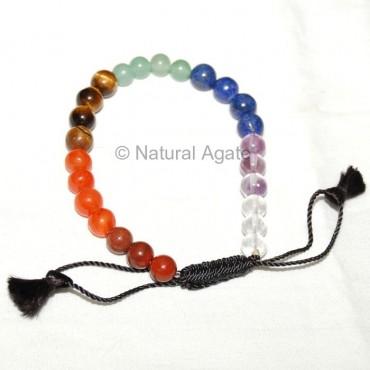 Chakra Gemstone Bracelets