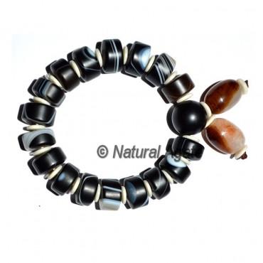 Sulemani Agate Banded Bracelets