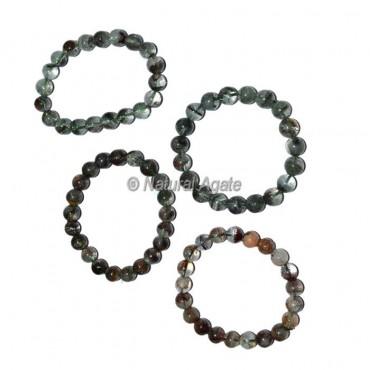 Lodolite Crystal Bracelet