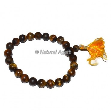 Tiger Eye Power Stone Bracelets