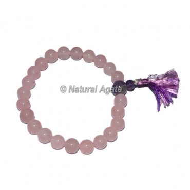 Rose Quartz Power Gems Bracelets