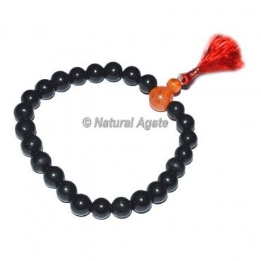 Black Agate Power Stone Bracelets