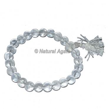 Crystal Quartz Power Crystal Bracelets