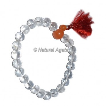 Crystal Quartz Power Bracelets