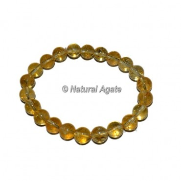 Citrine Original Gemstone Bracelets