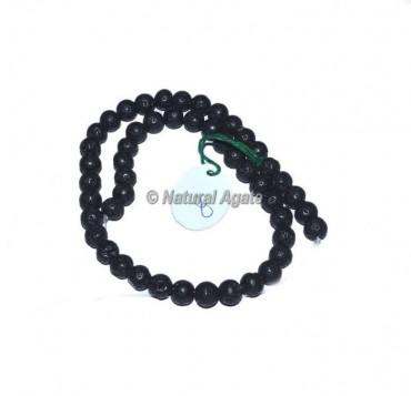 Lava Agate Beads
