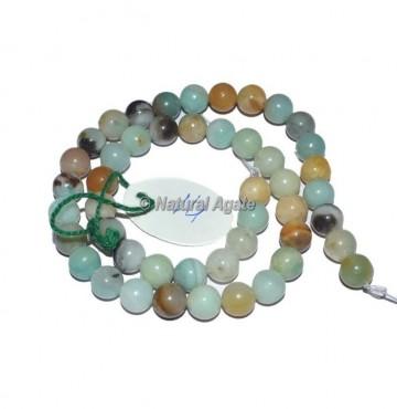 Amazonite Agate Beads