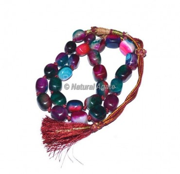 Mix Agate Gemstone Beads