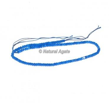 Blue Quartz Gemstone Beads