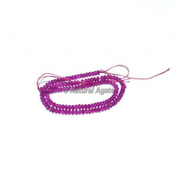 Ruby Gemstone Beads