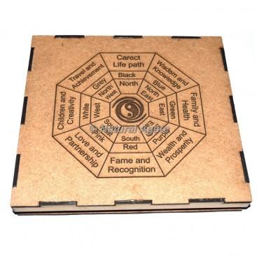 Chakra Balancing Wooden Gift Box