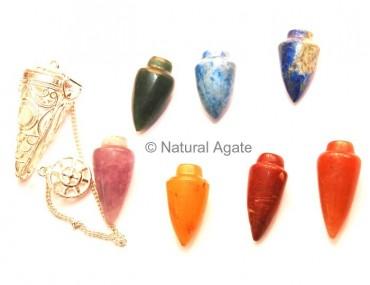 Chakra Cage Pendulums