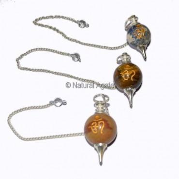 Om Dowsing Pendulums