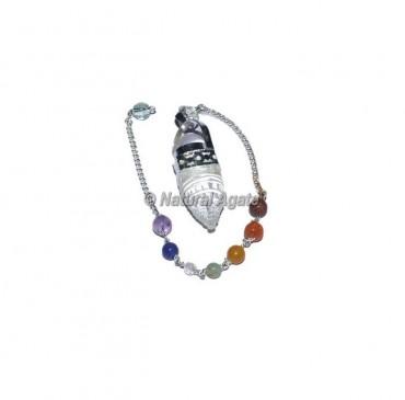 Shree Yantra Seven Chakra Pendulums