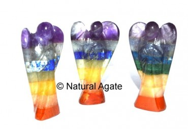 Chakra Bonded Angel 2 Inches