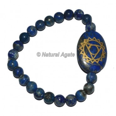 Throat Chakra Bracelets