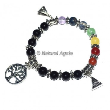 Chakra Tree Of Life Power Bracelets
