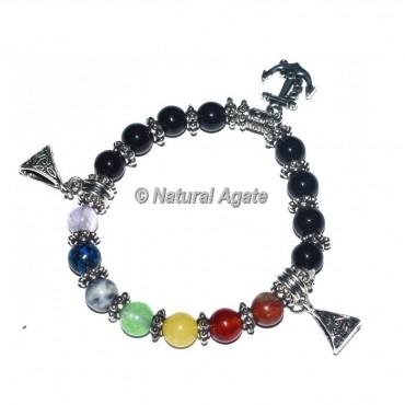 7 Chakra Stone Power Healing Bracelets