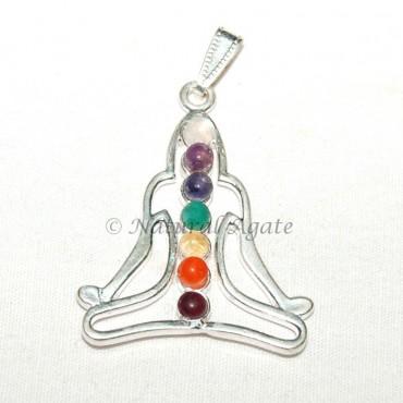 Buddah Chakra Pendant