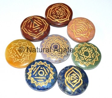 Eight Chakra Set