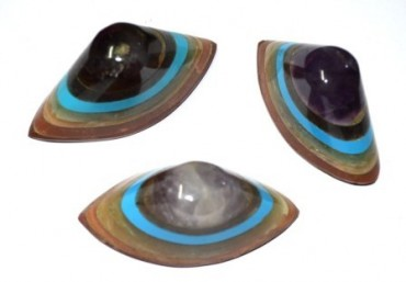 Chakra Agate Eye