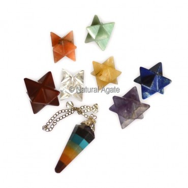 Chakra Merkaba Star Kit