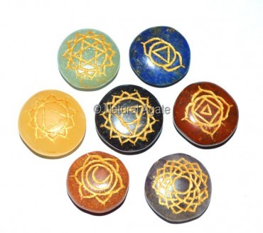 Chakra Disc Pocket Set