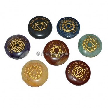 Seven Chakra Set for Protection