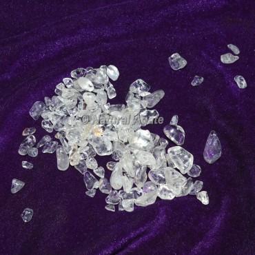Crystal Quartz Chips Stone
