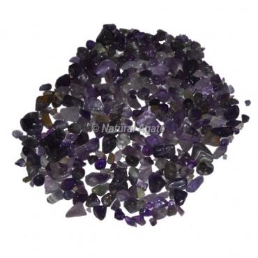Amethyst chips Stone