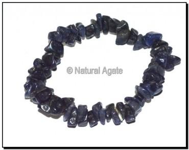 Iolite Chips Bracelets