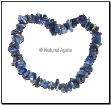 Sodalite Chips Bracelets