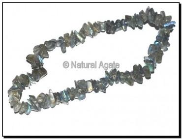 Labrodrite Chips Bracelets