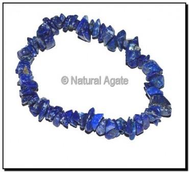 Lapis Lazuli Chips Bracelets