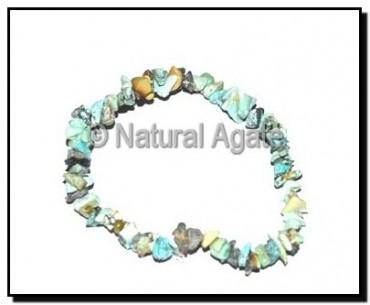 Origional Turquise Chips Bracelets