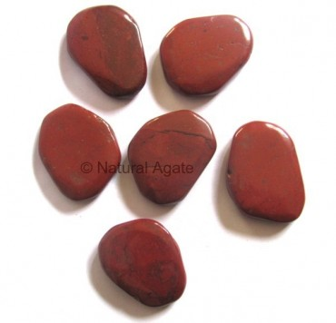 Red Jasper Unshape Disc
