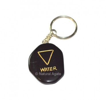 Water Element Reiki Keychain